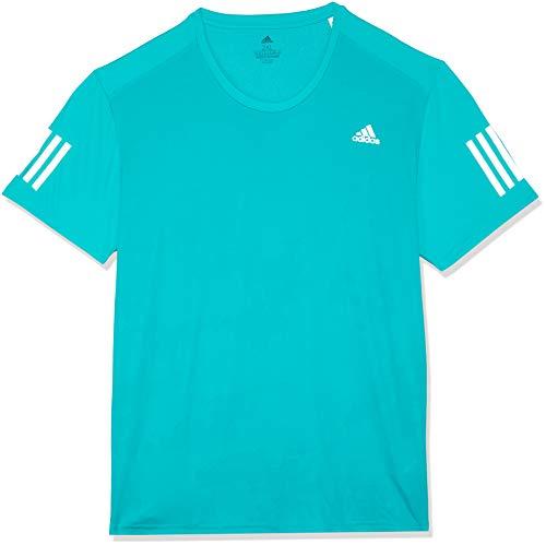 adidas Response tee M Camiseta, Azul (agalre), Hombre