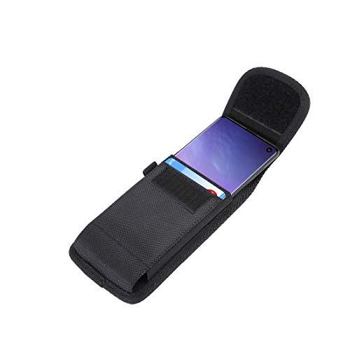 KIOKIOIPO-N Mode 5.5 Zoll Universal Vertikale Nylon Gürteltasche for iPhone XR & 8 Plus, Galaxy S10, Huawei Mate-20 Pro