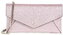Kate Spade New York Women s Burgess Court Chain Clutch Rose Gold One Size product image