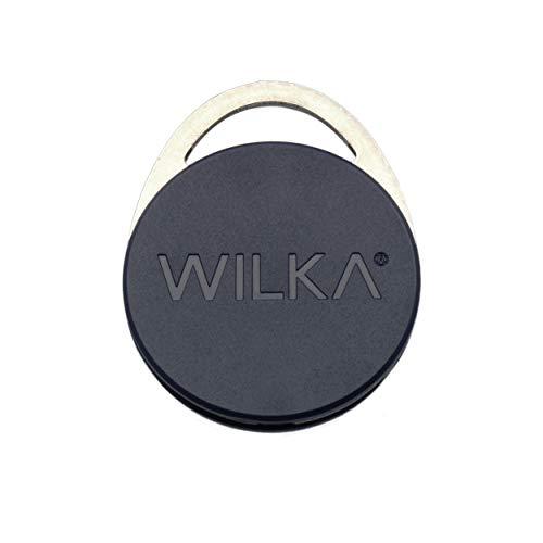 WILKA Transponder MIFARE® 1k für elektronische WILKA Zylinder - Identmedium - Schlüsselanhänger - 1 Stück