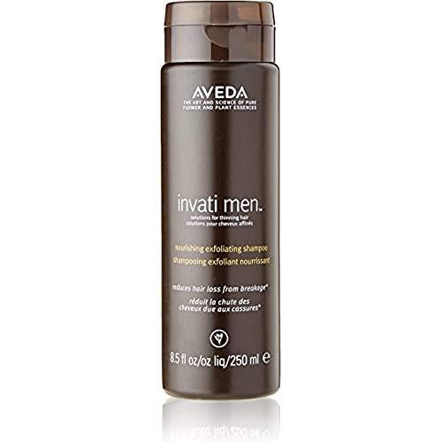 Aveda Invati Men Nourishing Exfoliating Shampoo, 8.5 Ounce