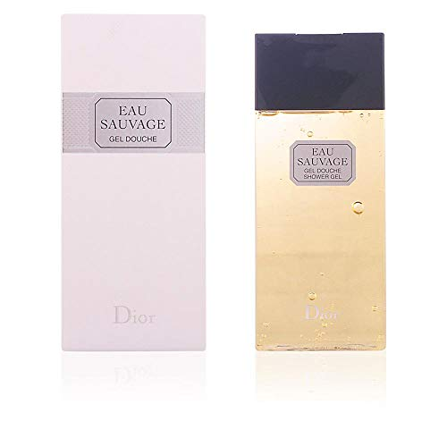 Christian Dior Eau Sauvage homme/men, Gel Douche, 1er Pack (1 x 200 g)