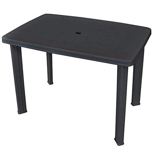 vidaXL Table de Jardin Table à Manger Terrasse Patio Balcon Extérieur Camping