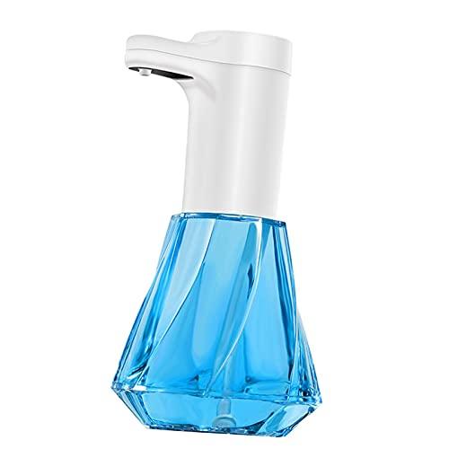 Harilla Dispensador de jabón en Espuma eléctrico Dispensador automático de jabón líquido sin Contacto Ajustable para el hogar