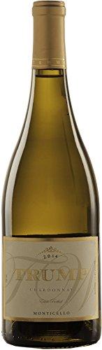 2014 Trump Winery Chardonnay 750 mL White Wine