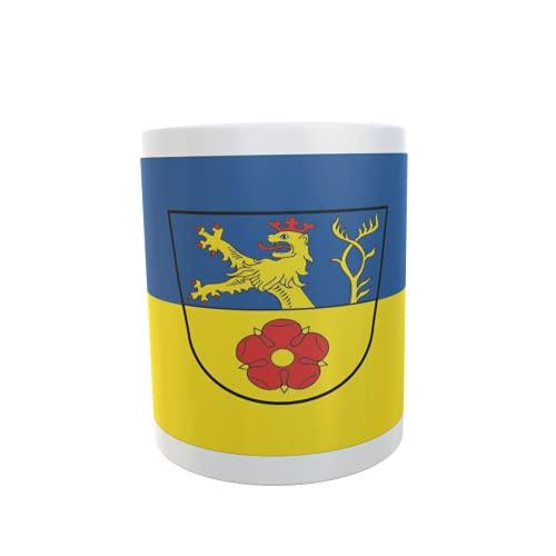 U24 Tasse Kaffeebecher Mug Cup Flagge Goch