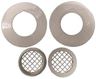 Navien 30010747A 2 Inch Wall Flange And Termination Kit