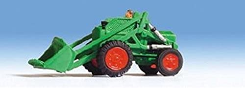 punto de venta HO Scale Zettelmeyer Front-End Loader - - - Assembled -- verde, rojo by Noch  perfecto