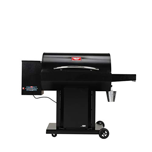 Lowest Price! US Stove USSC Grills Irondale USG890 Pellet Grill, Black