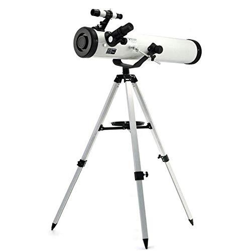 Telescopio 3 Pulgadas 76-700Mm Reflector Telescopio Astronómico Newto