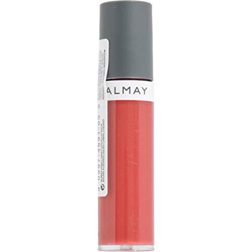 Almay Color + Care Liquid Lip Balm, Cantaloupe Cream [700] 0.24 oz (Pack of 2)