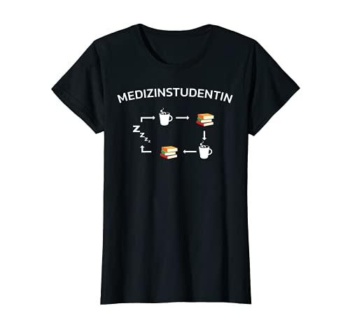 Mujer Regalo de medicina con frases divertidas. Camiseta