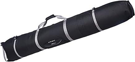 """AmazonBasics Double Padded Ski Bag (73"""" x 12"""" x 7"""")"""