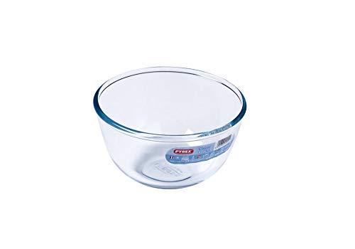 Pyrex Classic Coppa Multiuso in vetro borosilicato, 0.5 Litri, Trasparente, 14 cm