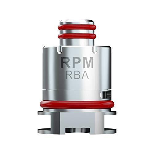 Original SMOK RPM RBA Coil 1 Stück pro Packung für SMOK RPM40 KIT Kein Nikotin kein Rauchöl (RBA)