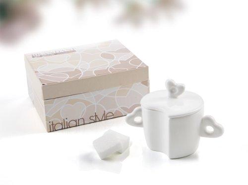 BRANDANI 56464 Bianco zuccheriera