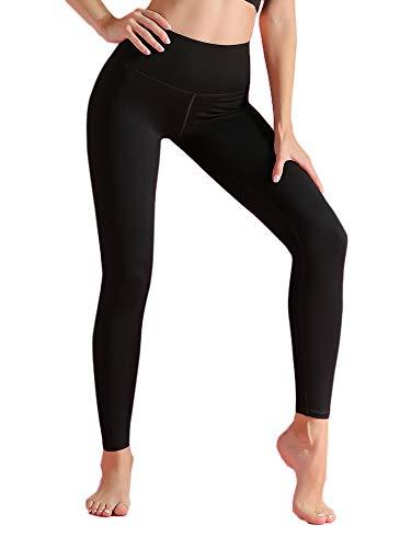 Gmardar Mallas para Mujer, Pantalones de Yoga Largos Talle Alto Elást