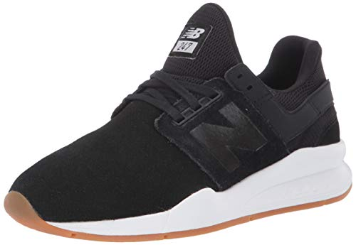 New Balance 247v2, Zapatillas Mujer, Negro (Black/White Black/White), 40 EU