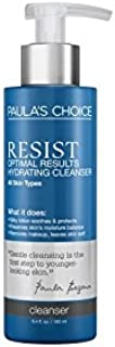 Paula's Choice Resist Optimal Results Hydrating Cleanser (190ml) - ポーラチョイスは、クレンザーを水和最適な結果に抵抗(190ミリリットル) [並行輸入品]