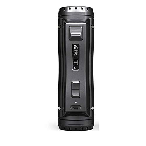 petit un compact Ehpro Cold Steel 100120 WTC Box MOD 120 W, puissance maximale 120 W, vitesse de cuisson 0,0018 secondes…