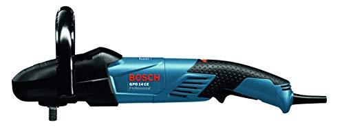 Bosch Professional Polierer GPO 14 CE (1.400 Watt, Leerlaufdrehzahl 750-3.000 min-1, inkl. Zusatzhandgriff, D-Griff)