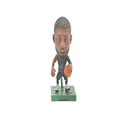 FILWS Super Star Player Sacudiendo La Cabeza Figura De Acción Modelo De Baloncesto Juguetes Muñeca para La Decoración del Coche Figuras Decoración del Hogar Artesanías