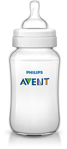 Philips Avent SCF566/37 - Set de 3 biberones, 330 ml, color transparente