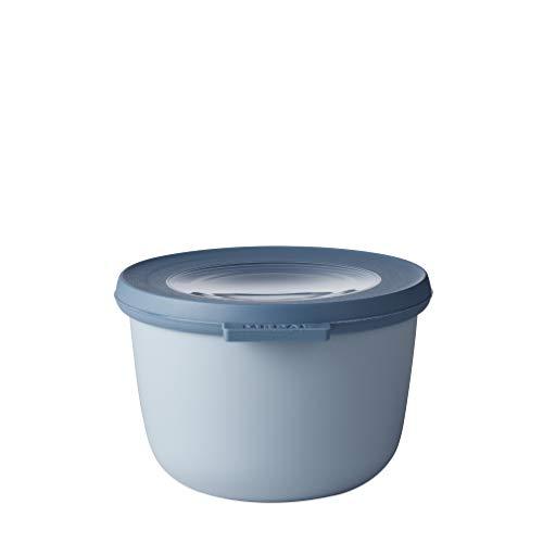 Rosti Mepal 保存容器 CIRQULA (サーキュラ) 500ml ノルディック ブルー 5703055NB