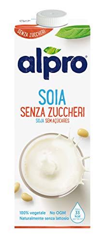 Alpro Bevanda alla Soia, senza Zucchero, 1L