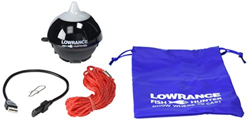 Lowrance FishHunter PRO - Portable Fish Finder Connects via...