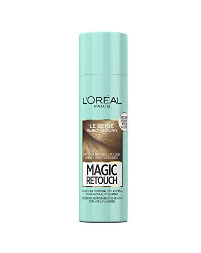 L'Oreal Paris Magic Retouch Spray Retoca Raíces y Canas Rubio - 150 ml