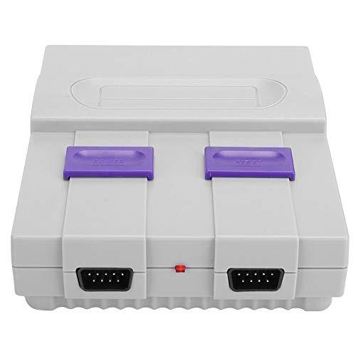 Pusokei Console de Jeu TV rétro avec 500 Jeux pour la télévision, Console de Jeu Portable Gamepad, Console de Jeu Poatable, Sortie AV de Soutien, Grand écran pour Plus de Plaisir(Blanc)