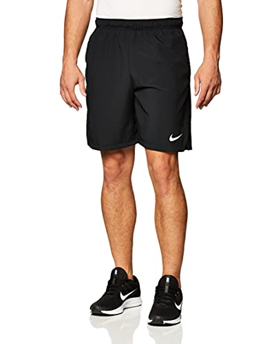 Nike Herren Shorts Flex, Black/White, M, CU4945-010