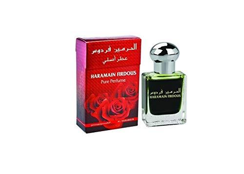 Al Haramain Firdous al haramain parfum 15ml oil hochwertig*orientalisch*arabisch*oud*misk