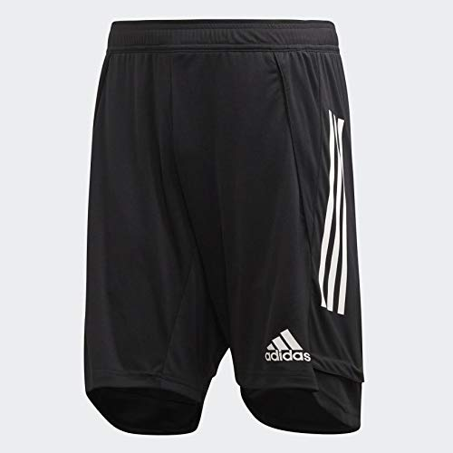 adidas Originals Con20 Tr Sho, Black/White, Medium