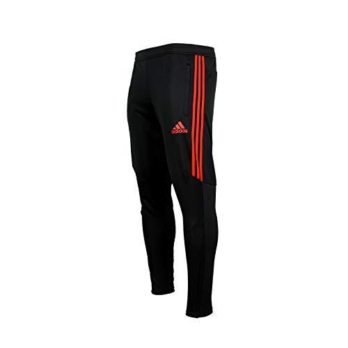 adidas Tiro 17 Climacool - Pantalones de deporte para fútbol (tallas M, L, XL, XXL), Unisex adulto, Negro , large