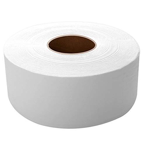 LHDDWY Dicke große Toilettenpapierrolle, weiches und sicheres Toilettenpapier aus Zellstoff, Toilettenpapierrollen für Haushalt 430 g.