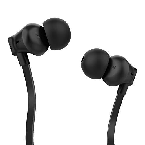 31eRRGvr1WL. SL500  - Earbuds, Vogek Tangle-Free Flat