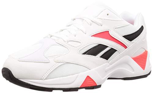 Reebok Aztrek 96 Calzado White/Porcelain/Neon Red