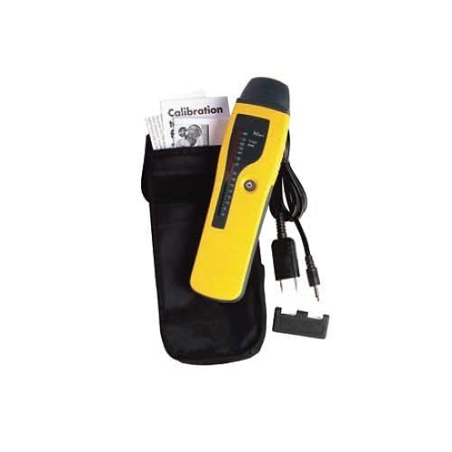 GE Protimeter BLD2000 Mini Moisture Meter, LED Display, 6 to 90% Range, 9 V Power, 7-1/64