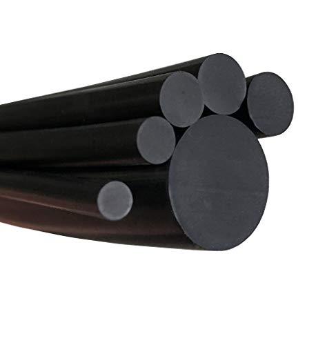 Cordón EPDM Compacto universal (5 m) para juntas de estanqueidad, aislamientos acústicos, vibración… (2 Ø)