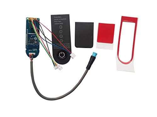 Control Board Assembly Compatible Ninebot ES1//ES2 Electric Foldable Scooter Aikeec