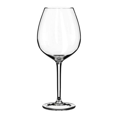IKEA HEDERLIG Rotweinglas, Klarglas, 59 cl