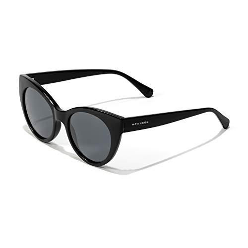 HAWKERS Divine Gafas de Sol, Negro, One Size para Mujer