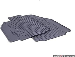 Genuine Porsche Accessories 98704480094 All Weather Floor Mats (Set of 2)