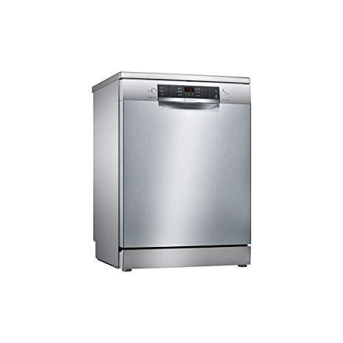 pas cher un bon Lave-vaisselle Bosch 60 cm SMS46JI17E – Lave-vaisselle en acier inoxydable – Classe énergétique A ++ / Affichage…