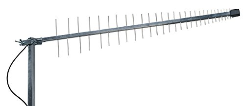 Antena 4G LTE 5G WiFi Log 10,5dBi 700/800/900/1800/2100/2400/2600/3500 MHz LowcostMobile 10m SMA Cable Negro WL240 para Huawei B525, B593, E5186, B310, B315, ASUS, TP Link, Dlink