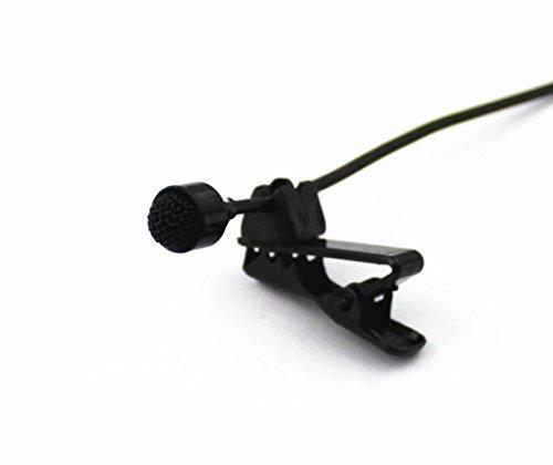 Pro JK®,microfono lavalier esterno da bavero,...