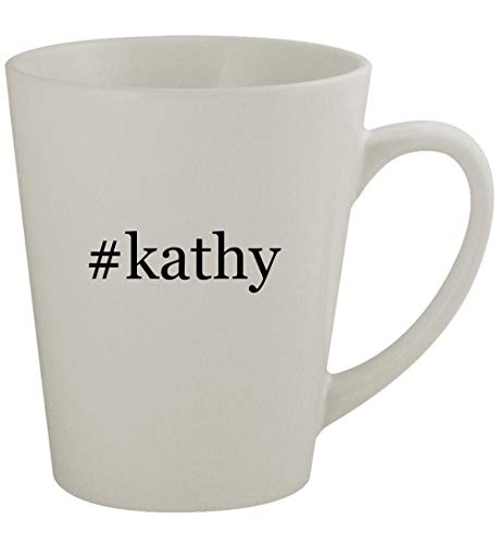 #kathy - 12oz Latte Coffee Mug Cup