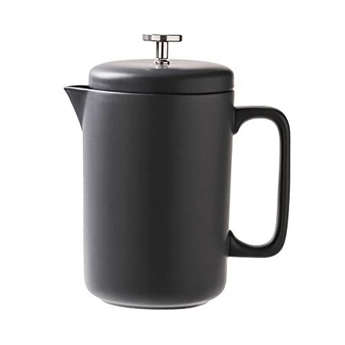 Francuski prasa do kawy Trwała francuski ekspres do kawy na kawę ceramiczną dla dobrej kawy i herbaty Łatwe czysty Maszyny do kawy